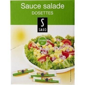 Dosettes de sauce salade 100x10 g