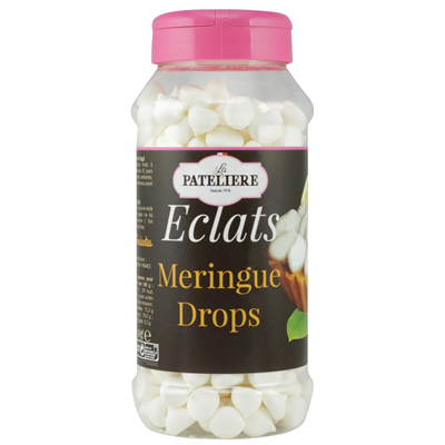 Drops de meringue 15 20 mm 150 g la pateliere 2