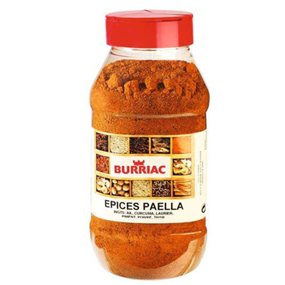 Epices a paella 500 g burriac 1