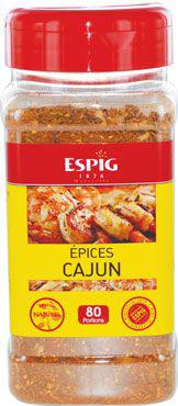 Epices cajun 200 g espig 1