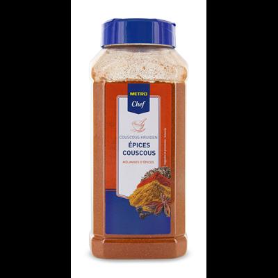 Epices pour couscous pot 500 g metro chef
