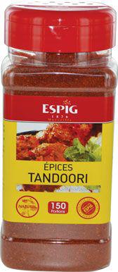 Epices tandoori 250 g espig