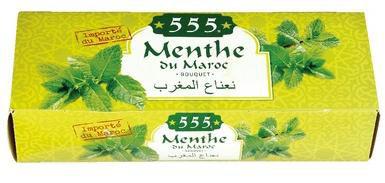 Feuilles de menthe sechees 40 g
