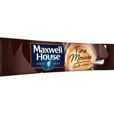 Fine mousse sticks de cafe maxwell house