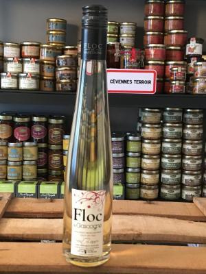 Floc de gascogne blanc aoc 37 5cl bouteille altus
