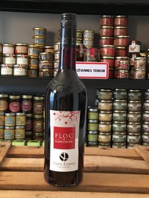 Floc de gascogne rose aoc 16 5 75cl bouteille elegance