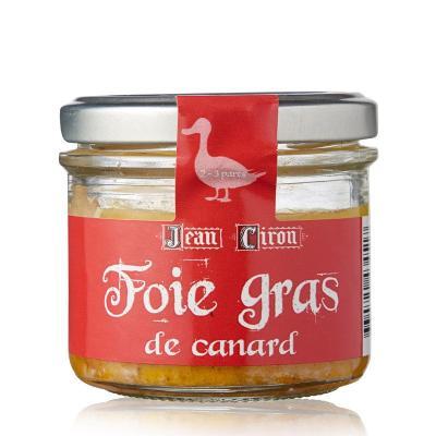 Foie gras de canard 80g