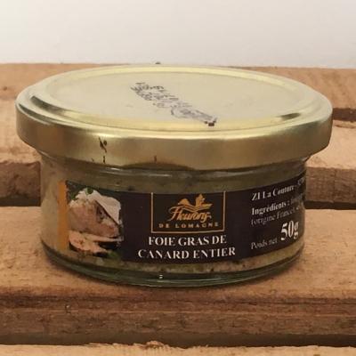 Foie gras de canard entier 50g