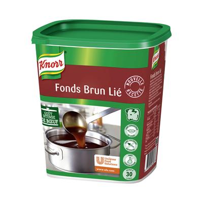 Fond brun lie 30 l knorr professional