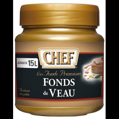 Fonds de veau premium 640 g chef