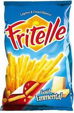 Fritelle a l emmental 6 x 80 g pour bureau