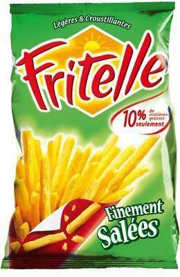 Fritelle salees 6 x 80 g pour bureau