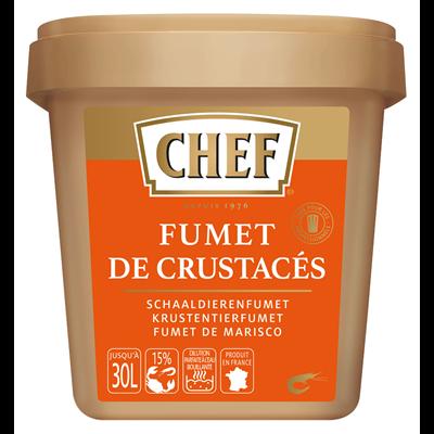 Fumet de crustaces 900 g chef 1
