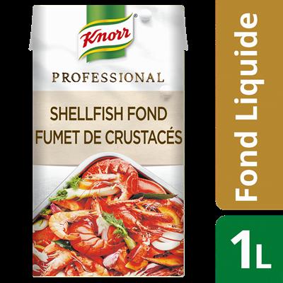Fumet de crustaces liquide 1 l knorr professional