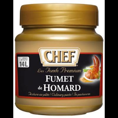 Fumet de homard 560 g premium chef