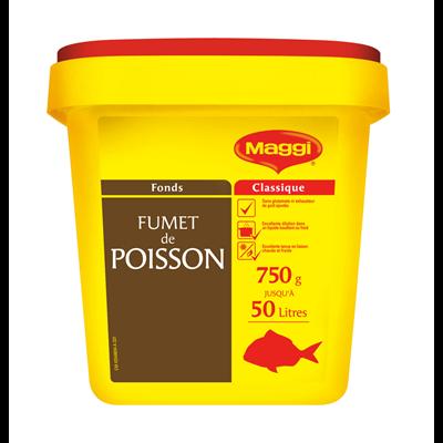 Fumet de poisson 750 g maggi 1
