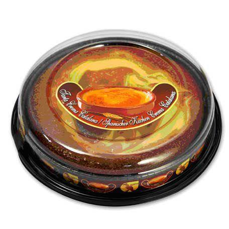 Gateaux creme catalane 300 g pour professionnels