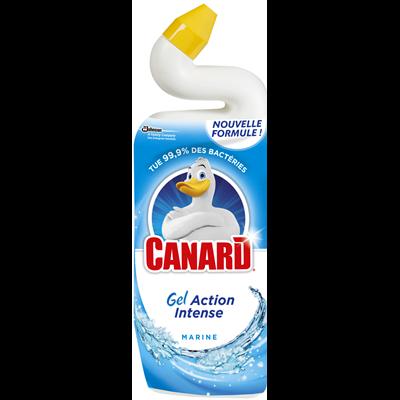 Gel wc action intense marine canard