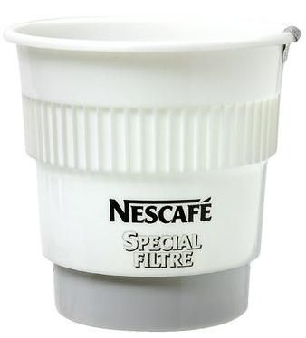 Gobelet nescafe special filtre predo x 20
