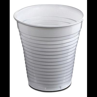 Gobelet pour distributeur automatique polystyrene blanc 15 cl x 100 nupik