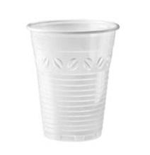 Gobelet pour distributeur automatique polystyrene blanc 18 cl x 100 huhtamaki