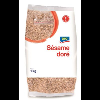 Graines de sesame dore 1 kg aro