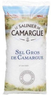 Gros sel 1 kg le saunier de camargue pour professionnels