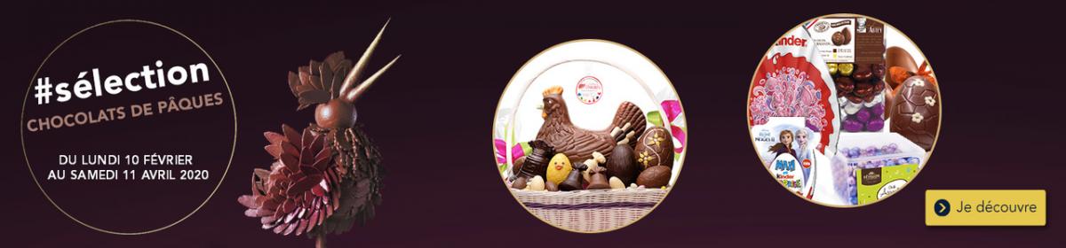 Grossiste chocolats de paques pour particuliers professionnels et collectivites