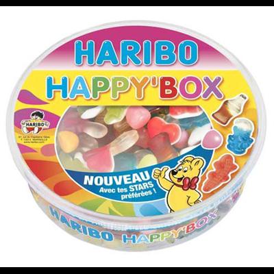 Happy box boite 600 g haribo