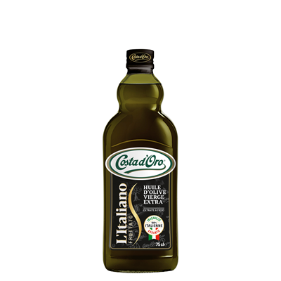 Huile d olive 75 cl costa d oro