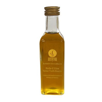 Huile d olive aromatisee a la truffe blanche 100 ml domaine d argens 2
