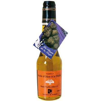 Huile d olive arome truffe 250 ml truffieres de rabasse