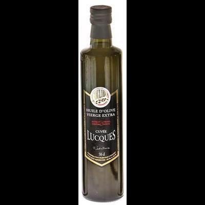 Huile d olive cuvee lucques 50 cl l oulibo