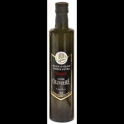 Huile d olive cuvee oliviere 50 cl l oulibo
