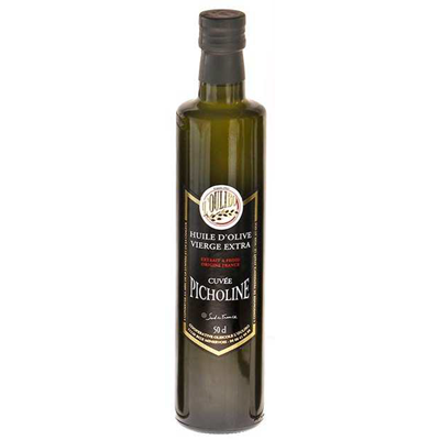 Huile d olive cuvee picholine 50 cl l oulibo
