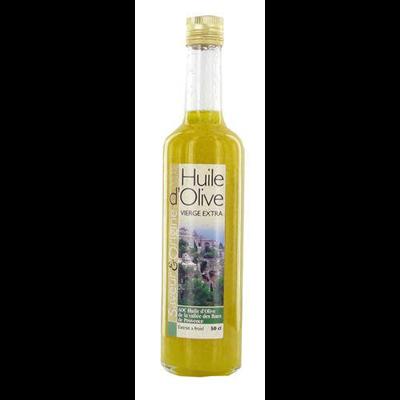 Huile d olive des beaux de provence 50 cl aop