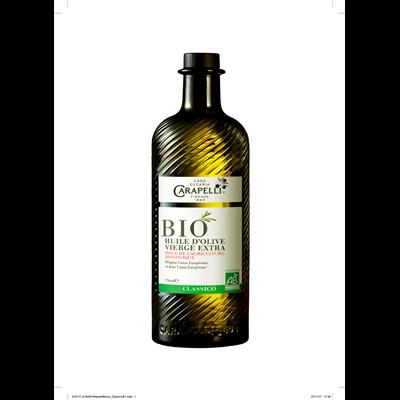 Huile d olive extra vierge bio classico 75 cl carapelli