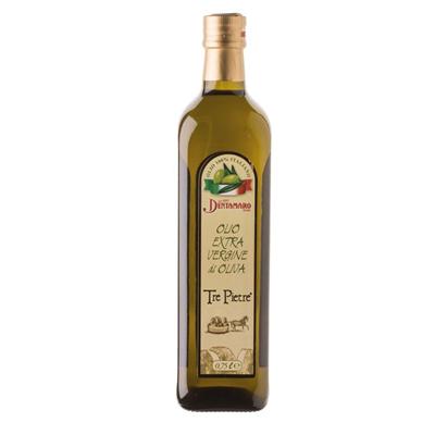 Huile d olive extra vierge dentamaro tre pietre 75 cl