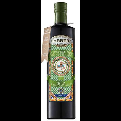 Huile d olive igp bio 75 cl barbera