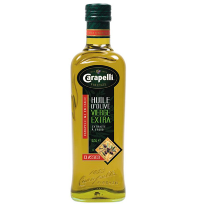 Huile d olive vierge extra classico 75 cl carapelli 3