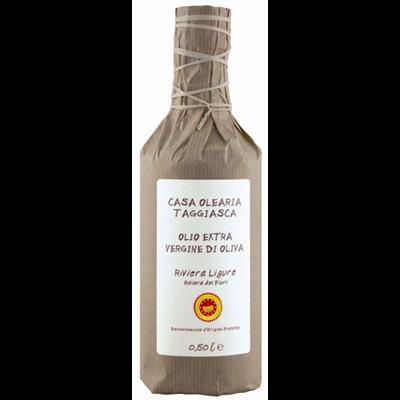 Huile olive vierge extra riviera ligure aop 500 ml casa olearia