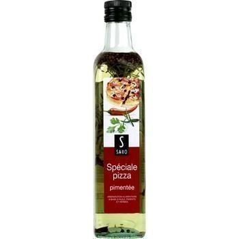 Huile pimentee speciale pizza 50 cl