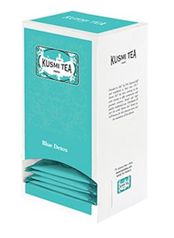 Infusion blue detox 25 sachets kusmi tea