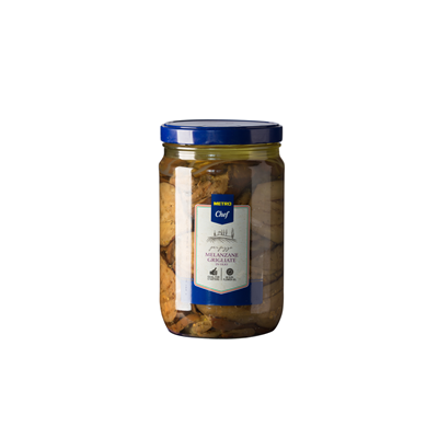 Involtini de poivron au thon 1600 g metro chef