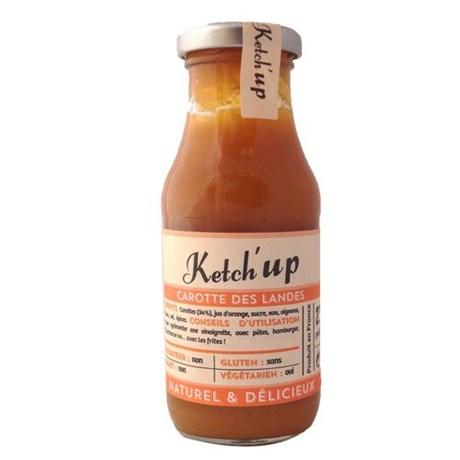 Ketch up carotte 23 cl pour professionnels