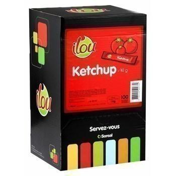 Ketchup 100x10 g