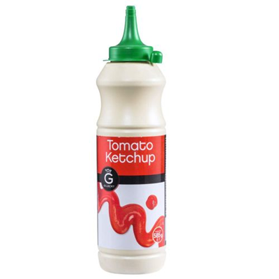 Ketchup 500 ml gilbert