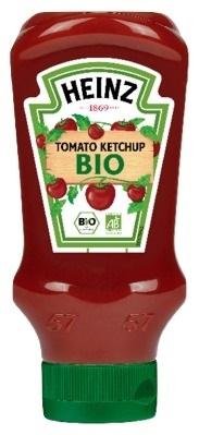 Ketchup bio flacon 580 g benedicta