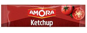 Ketchup dosettes 10 ml amora vendu a l unite