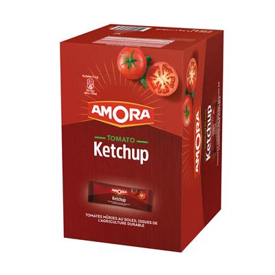 Ketchup dosettes 200 x 10 ml amora